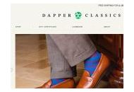 Dapperclassics Coupon Codes July 2020