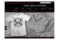 Darkheroclothing Au Coupon Codes October 2021