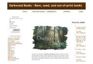 Darkwoodbooks Coupon Codes January 2019