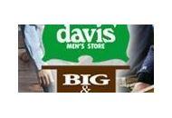 Davis Mens Store Coupon Codes August 2019