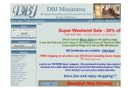 Dbjminiatures Coupon Codes January 2019