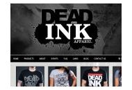 Deadinkapparel Coupon Codes June 2019