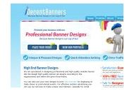Decentbanners Coupon Codes March 2018