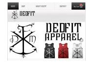 Dedfit Coupon Codes December 2020