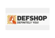 Def-shop Coupon Codes July 2020