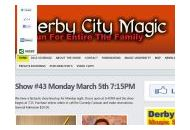 Derbycitymagic Coupon Codes August 2020