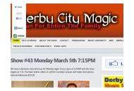 Derbycitymagic Coupon Codes April 2018