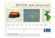 Detoxskinintervention Coupon Codes March 2019