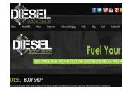 Dieselbody Coupon Codes July 2020