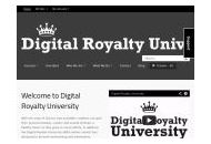 Digitalroyaltyuniversity Coupon Codes March 2018