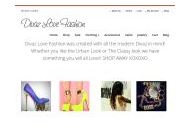 Divazlovefashion Coupon Codes July 2021