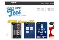 Dontblinktees Coupon Codes January 2020