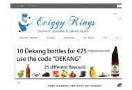 Eciggykings Coupon Codes November 2018