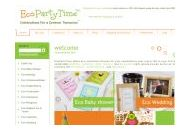 Ecopartytime Coupon Codes June 2020