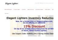 Elegantlighters Coupon Codes May 2021