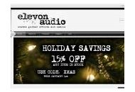 Elevonaudio Coupon Codes October 2018