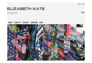 Elizabeth-kate Coupon Codes October 2019