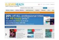 Elsevierhealth Au Coupon Codes July 2020