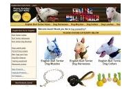 English-bull-terrier-dog-breed-store Coupon Codes June 2021