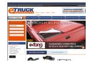 Etruckaccessories Coupon Codes January 2019