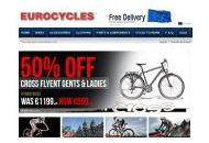 Eurocycles Coupon Codes February 2019