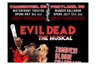 Evildeadtour Coupon Codes July 2021