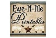 Ewe N Me Printables Coupon Codes May 2021