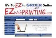 Ezwebprinting Coupon Codes July 2018