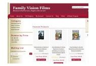 Familyvisionfilms Coupon Codes July 2019