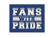 Fans With Pride Coupon Codes January 2019