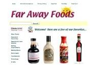Far Away Foods Coupon Codes November 2020