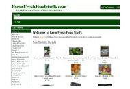 Farmfreshfoodstuffs Coupon Codes September 2018