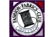 Fashion Fabrics Club Coupon Codes August 2020