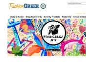 Fashion Greek Coupon Codes February 2020
