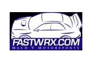 Fastwrx Coupon Codes September 2020