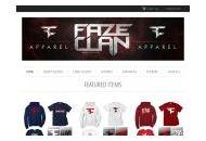 Fazeclan-apparel Coupon Codes February 2020