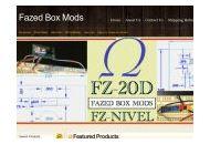 Fazedboxmods Coupon Codes January 2018