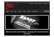Fearandclothing Coupon Codes September 2018