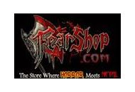 Fearshop Coupon Codes October 2019