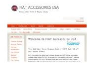 Fiataccessoriesusa Coupon Codes July 2020