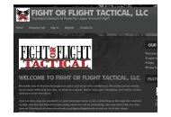 Fightorflighttactical Coupon Codes August 2020