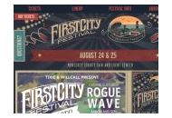 Firstcityfestival 50% Off Coupon Codes December 2020