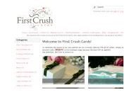 Firstcrushcards 10% Off Coupon Codes December 2020