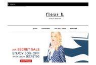 Fleurb Uk Coupon Codes June 2020