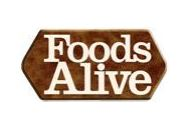 Foods Alive Coupon Codes September 2020