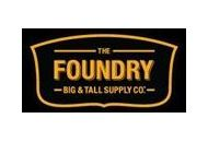 The Foundry Big & Tall Supply Coupon Codes March 2018