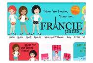 Franciepants Coupon Codes January 2019