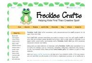 Frecklescrafts Coupon Codes August 2018
