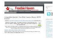 Freebie-haven Coupon Codes August 2018
