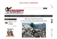 Freedomsurvivalgear Coupon Codes September 2018